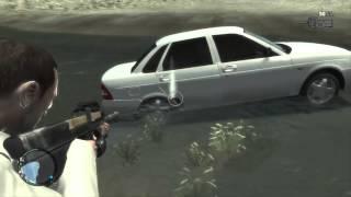 GTA4 Сажаем машину!(В этом видео я покажу как сажать машины в GTA 4 хотелось бы отметить что у меня стоит мод Final Mod на аригенальной..., 2013-10-31T18:56:12.000Z)