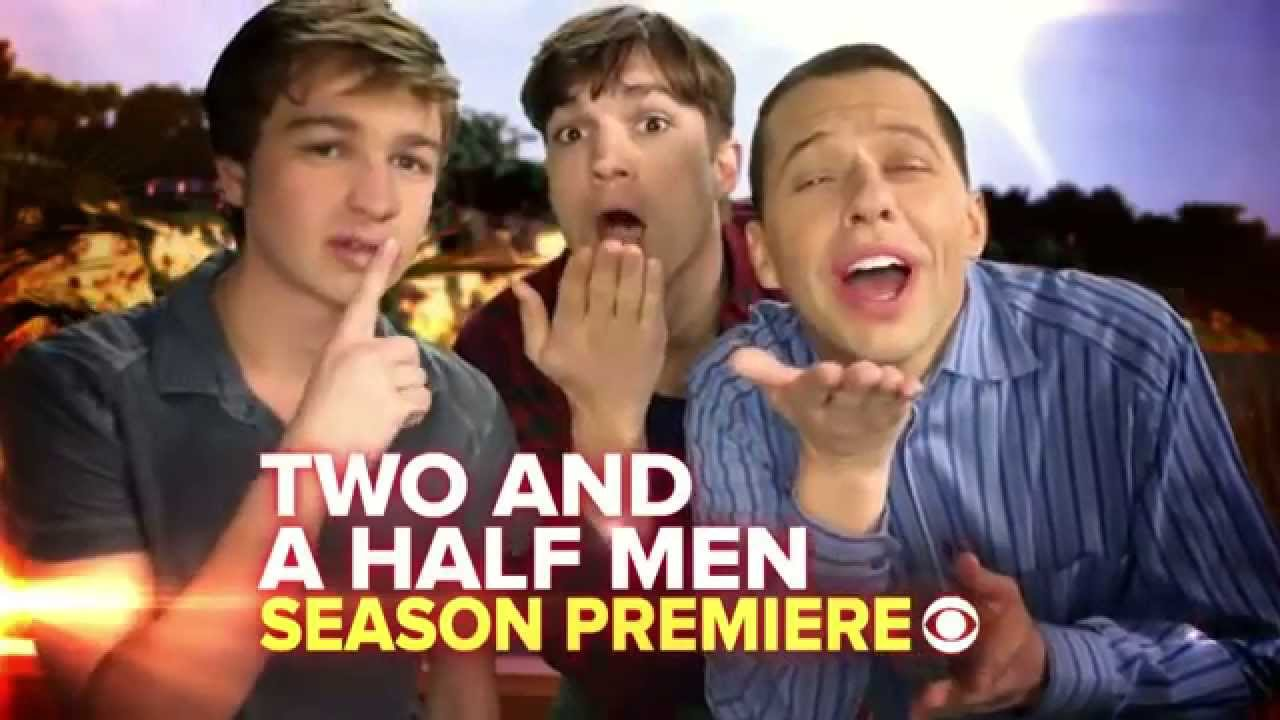 Two And A Half Men Trailer Hd