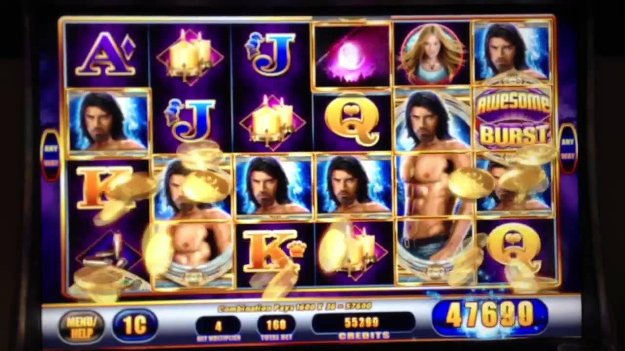 fire wolf slot machine wins