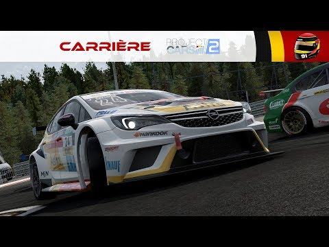 Project CARS 2  Carrière 35 : Le pure style Touring Car !  2K