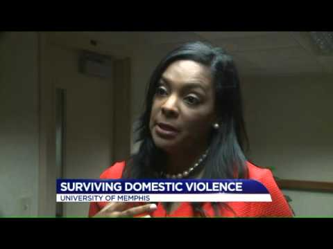 Former Memphis news anchor shares her story of surviving domestic violence