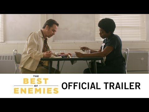 The Best of Enemies | Official Trailer [HD] | Coming Soon To Theaters