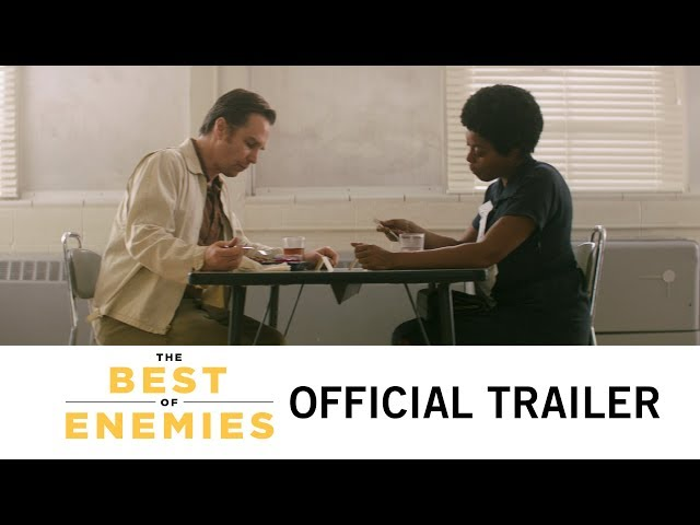 The Best of Enemies | Official Trailer | Own It Now on Digital HD, Blu-Ray & DVD