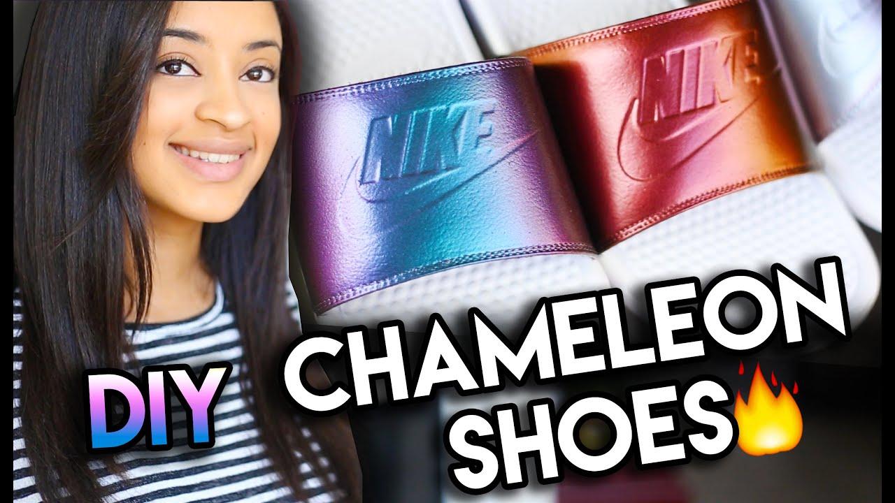 nike custom color shoes