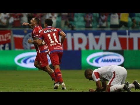 Bahia 2 x 1 Náutico (Gols & Melhores Momentos HD)  Copa do Nordeste - 22/02/18