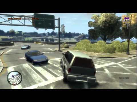 GTA 4 Online - Mafia Work