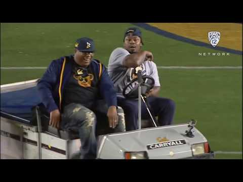 Bay Area legend E-40 and Marshawn Lynch get Hyphy in the Golf Cart at Cal Berkeley Game
