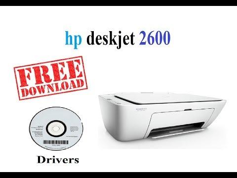 HP Deskjet 2600 | Free Drivers