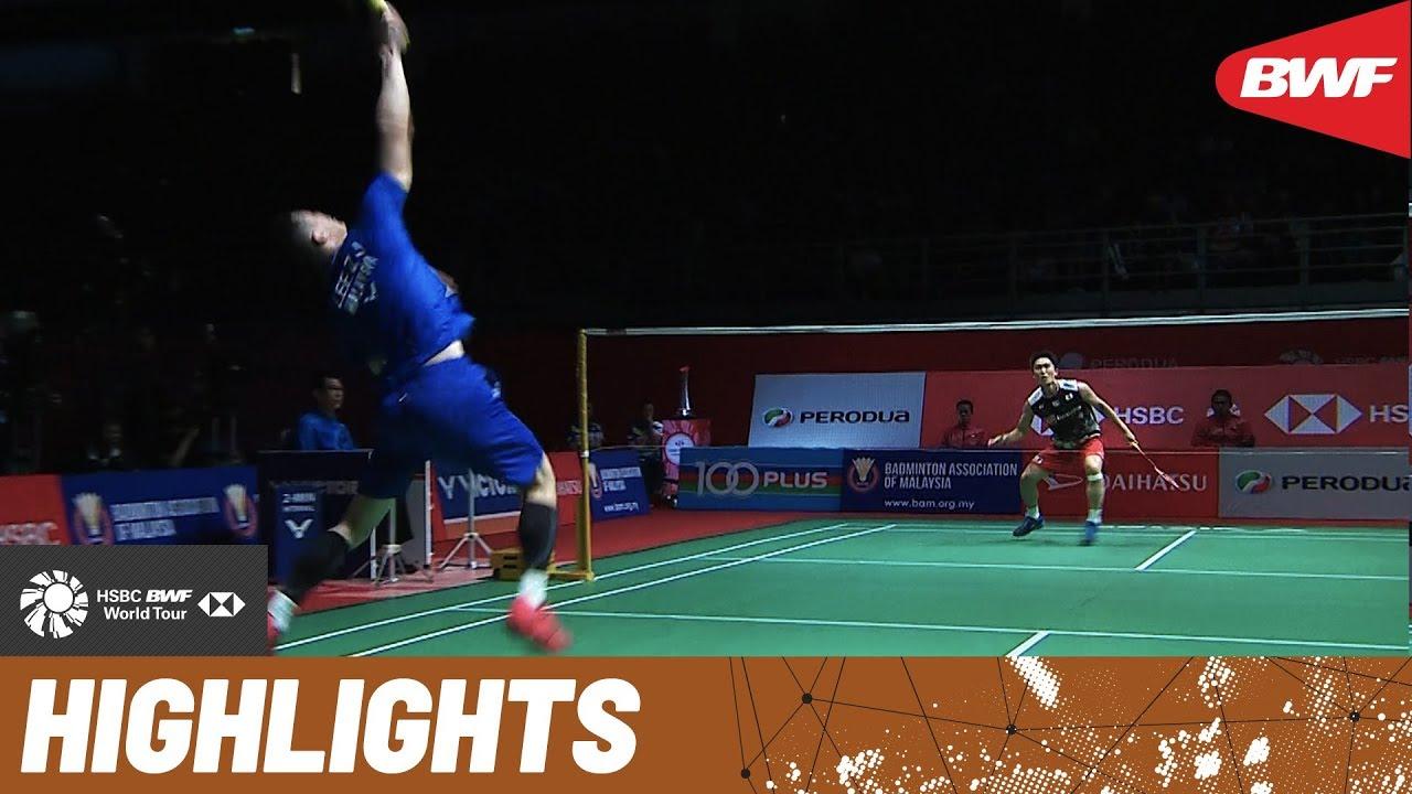 PERODUA Malaysia Masters 2020  Semifinals MS Highlights