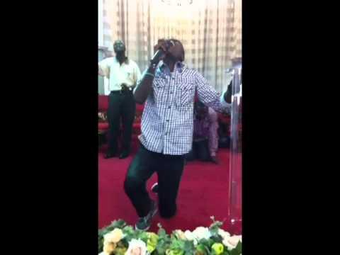 Emmanuel Arthur & C.O.P (Accra Newtown District) Youth Choir