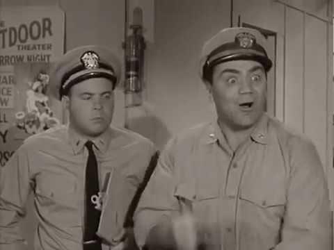 McHale's Navy   S03E30   Hello, McHale  Colonna!