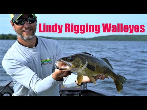 Lindy Rigging Walleyes