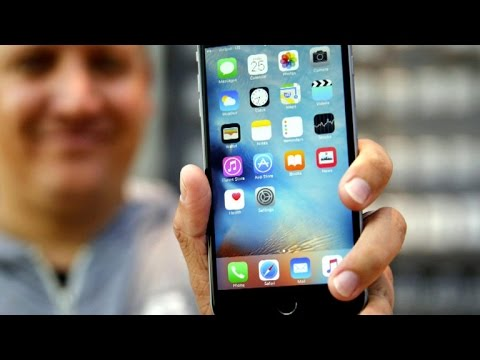 iPhone chip manufacturer controversy