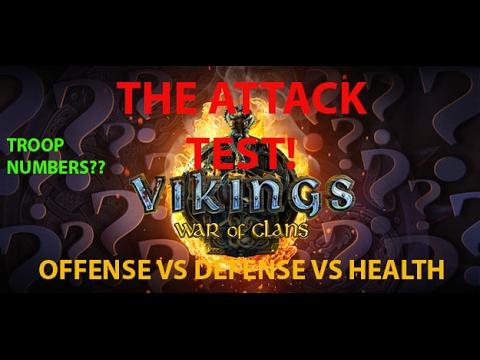 Vikings War of Clans версия