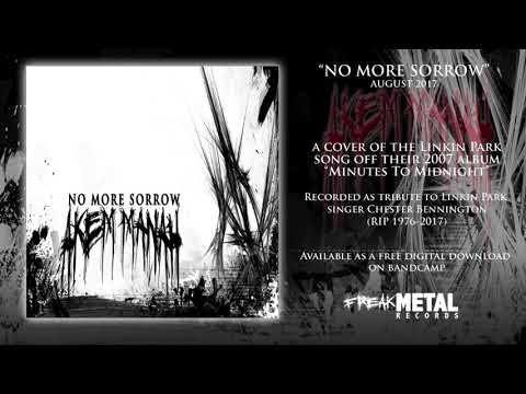 Akem Manah (USA) - No More Sorrow (Linkin Park cover / Chester Bennington tribute)