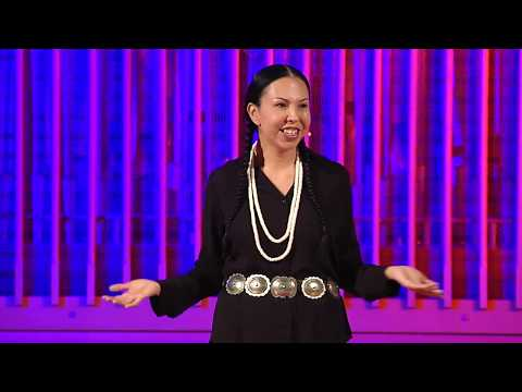 Chinuk Wawa: Native American Indian Language | Crystal Starr Szczepanski | TEDxMcMinnville