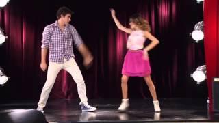 Francesca y Diego VS Violetta y Leon (quien baila mas lindo ? )