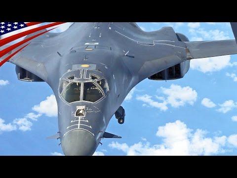 航空自衛隊・米空軍・豪空軍 3ヶ国合同軍事演習コープ・ノース・グアム2017 (B-1, F-2, F-15, F-16, F/A-18, C-130, E-3)