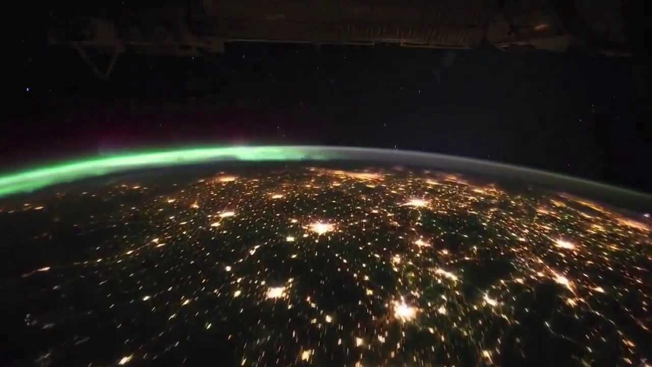Il canto della terra filmato mozzafiato dallo spazio for Foto spazio hd