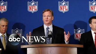 New NFL mandate requiring players to stand for national anthem sparks debate