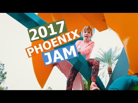 2017 Phoenix Parkour Jam!
