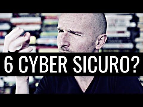 Non sottovalutare la Cyber Security (la tua sicurezza informatica)
