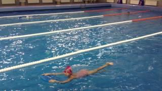 Школа плавания Север. Обучение детей