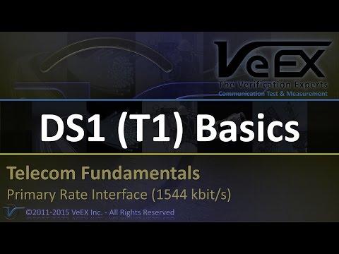 DS1 (T1) Fundamentals