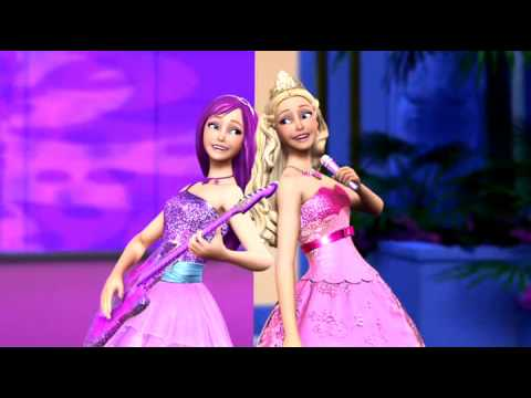Barbie™The Princess and The Popstar  ตัวอย่างภาษาไทย