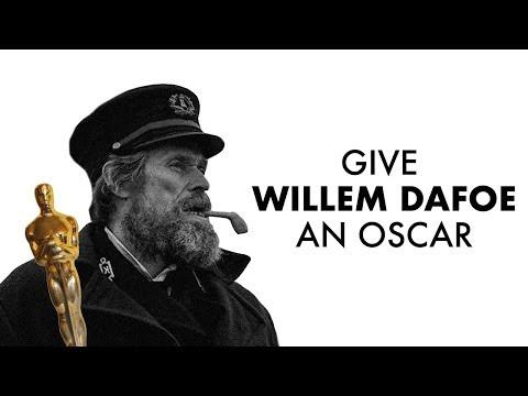Why Willem Dafoe Deserves An Oscar