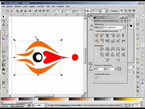 inkscape italiano