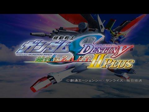 Mobile Suit Gundam Seed Destiny: Rengou vsZ A F TII Plus [PCSX2] {1.5.0} (PlayStation 2)