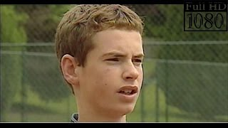 Andy Murray's first ever interview aged just 14-years-old outlining his ambitions -Atp-Ra