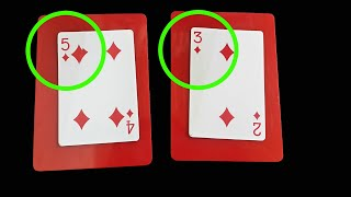 Crazy Magic Trick You Can Do without Skills - Tenyo Magic Revealed
