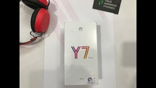Huawei Y7 Prime 2018 - Flagship Specs for under PKR 20,000 [Unboxing]