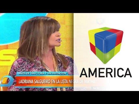 Adriana Salgueiro reveló por qué no tuvo hijos