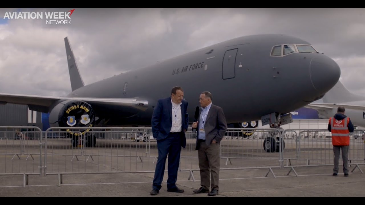 Video: Paris Air Show 2019: Hypersonics, Electric Aviation