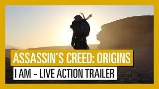 "Assassin's Creed Origins - ""I Am"" Live Action Trailer"