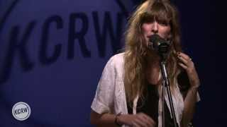 "Lou Doillon performing ""Devil Or Angel"" Live on KCRW"