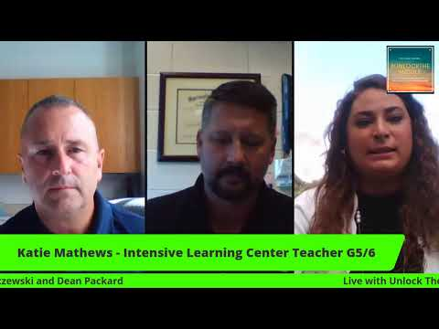 Middle Marvels #4:  Katie Mathews, ILC (Intensive Learning Center) Charlton Middle School