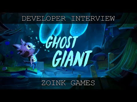 The Ghost Giant Story | An Interview with Olov Redmalm
