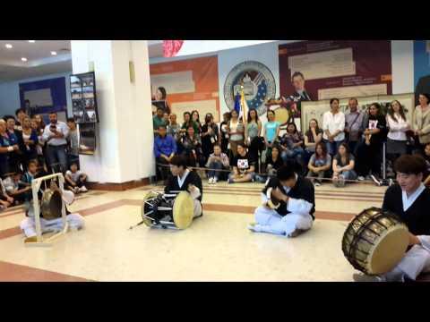 Samulnori 2 ~ Korean Cultural Festival 2014 - Romania