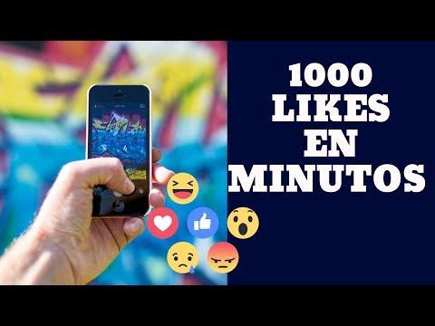 Así Se Consigue Muchos Likes En Facebook - (sin Aplicaciones 2018)