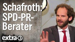 Maxi Schafroth – PR-Berater der SPD
