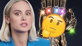 Fan Outrage Over Captain Marvel Movie Explained!