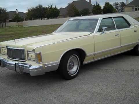 1977 Ford Lincoln Mercury Grand Marquis