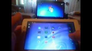 3Q Q-Pad MT0739D  обзор(обзор планшета 3qtab mt0739d., 2014-09-05T04:36:54.000Z)