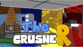 ROBLOX-The Crusher:Blast Furnace&Anthados(5 Stars)(Solo)/Speedrun