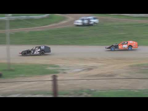 Brushcreek Motorsports Complex   8/18/18   Sport Mods   Heat 2