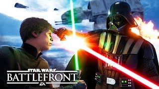 Star Wars: Battlefront - ULTIMATE DROP ZONE MULTIPLAYER GAMEPLAY! (Star Wars Battlefront Gameplay)